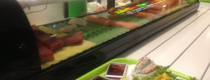 SushiCorner is one of Sushi Restaurants.