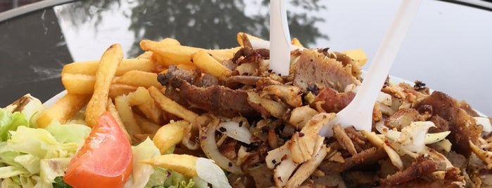 Kafra Kebab is one of Warszawa.