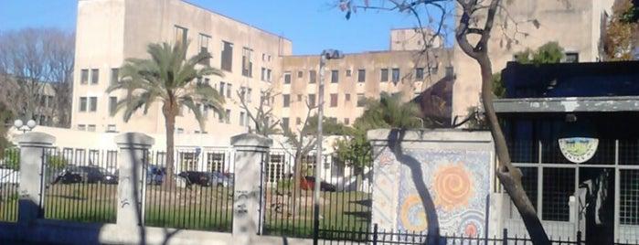 "Hospital de Salud Mental ""J. T. Borda"" is one of Orte, die Mariana gefallen."