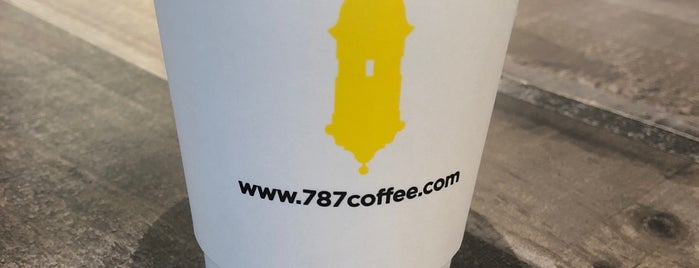787 Coffee is one of Coffee.
