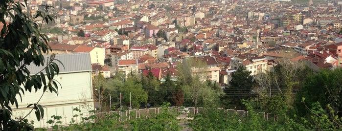 Çukurçayır is one of Yunus : понравившиеся места.