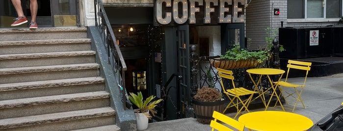 787 Coffee is one of Coffee Bars UES.