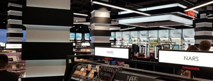 Sephora is one of Prague - the second day?.