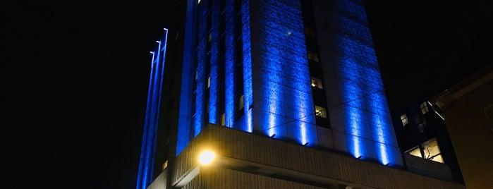 Best Western Plus Arosa Hotel is one of J : понравившиеся места.