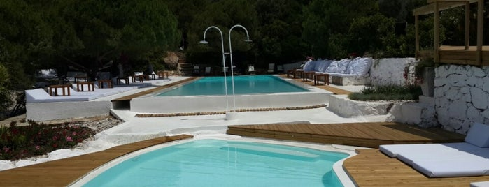 Aquente Warm Pool is one of Alacati.