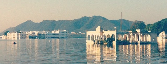Udaipur is one of Posti salvati di Ángel.