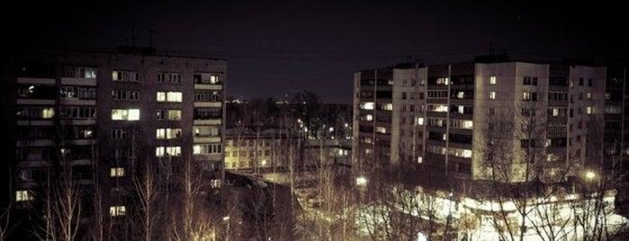 Lugares favoritos de Vladimir