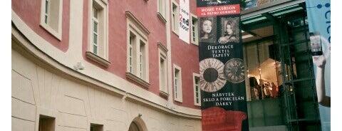 Palladium is one of Praha: 72 hours in Prague.