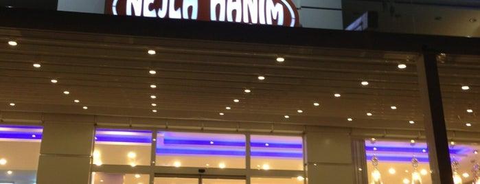 Nejla Hanım Ev Tatlıları is one of list_1.