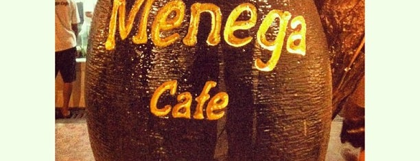 Menega Cafe is one of DENPASAR - BALI.