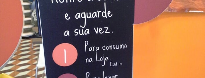 A Padaria Portuguesa is one of Orte, die Anastasia gefallen.