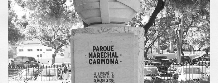 Parque Marechal Carmona is one of Cascais.