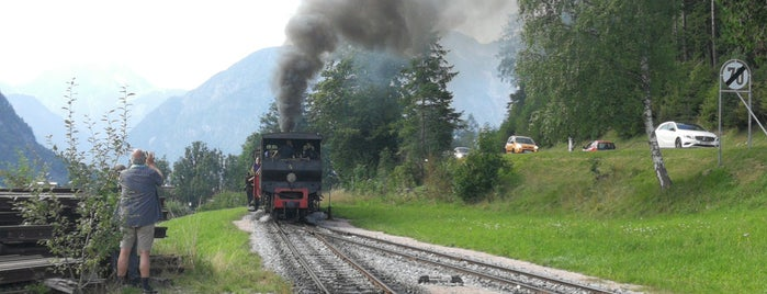 Achenseebahn is one of Trips / Achensee.
