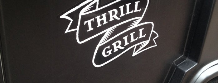 Thrill Grill is one of amsterdam.