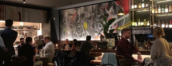 Eastside Kitchen & Bar is one of Nom Nom Nom.