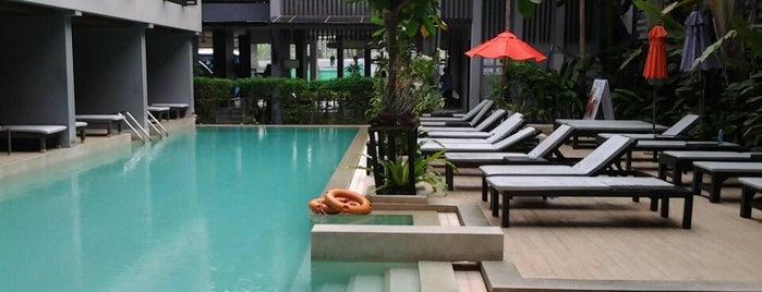 Aree Tara Resort Krabi is one of Tempat yang Disukai Nils.