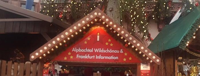 뢰머 광장 is one of Frankfurt.
