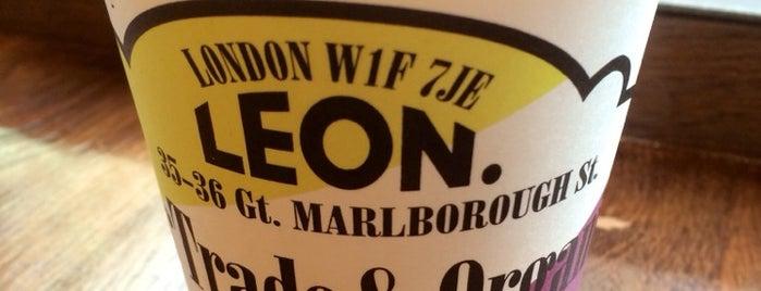Leon is one of Lieux qui ont plu à Orestis.