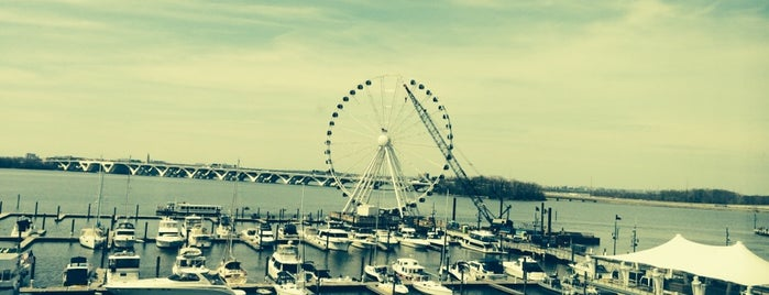 National Harbor Boardwalk is one of DC.