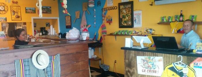 La Chiva Restaurant is one of Orlando Eats.