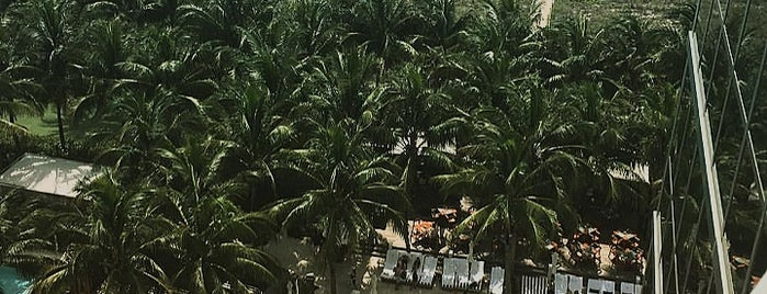 Miami Beach is one of Emre AÖ'nun Kaydettiği Mekanlar.