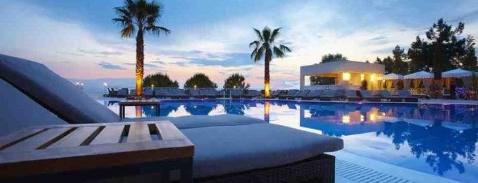 Pomegranate Wellness Spa Hotel 5* is one of Gespeicherte Orte von Brunold.