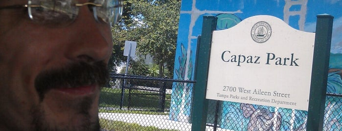 Capaz Park is one of City of Tampa Parks.