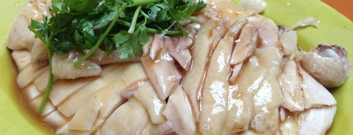 Tian Tian Hainanese Chicken Rice 天天海南鸡饭 is one of Singapore.