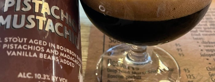 Mash Taproom - Craft Beer & Coffee is one of Одесса.