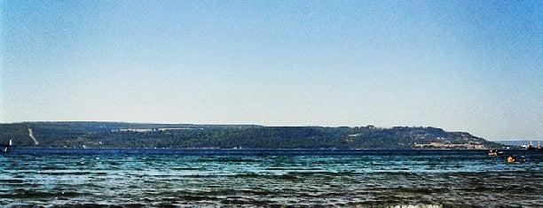 Kepez Plajı is one of Lieux qui ont plu à Bora.