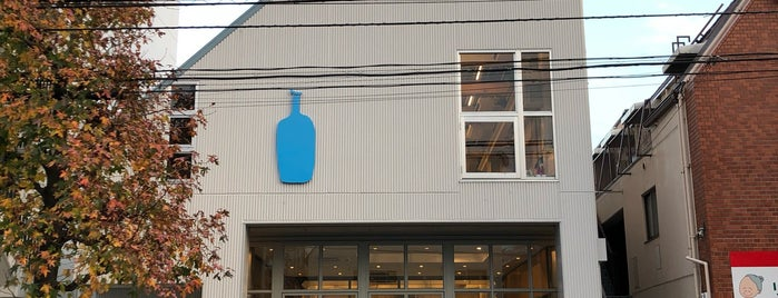 Blue Bottle Coffee is one of To drink Japan.