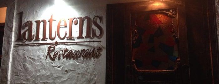 The Lanterns is one of Bahrain - Best Restaurants.