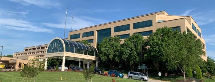 Johnston-Willis Hospital is one of สถานที่ที่ James ถูกใจ.