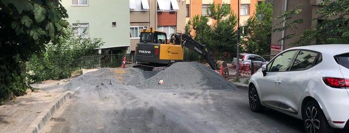 Hilton Sitesi is one of Deniz : понравившиеся места.