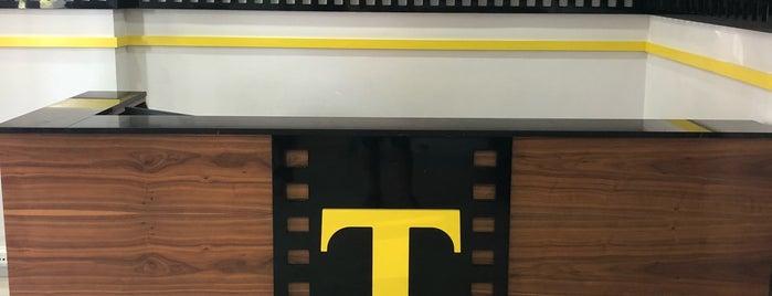 Tekden Film is one of Sinema set.