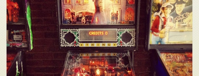 Bottom Lounge is one of Pinball Destinations.