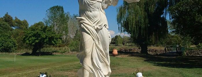 Corfu Golf Club is one of Tempat yang Disukai Jayant.