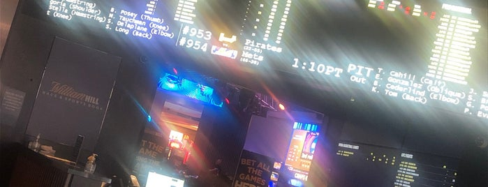 William Hill Race & Sports Book @ Silver Sevens Hotel & Casino is one of Best Bars in Las Vegas to watch NFL SUNDAY TICKET™.