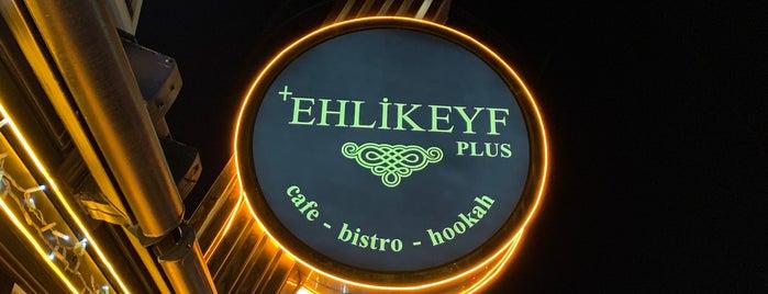 Ehlikeyf Plus is one of Locais curtidos por '  Deniz.