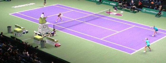 WTA Dünya Bayanlar Tenis Şampiyonası 2012 is one of Biten Organizasyonlar.