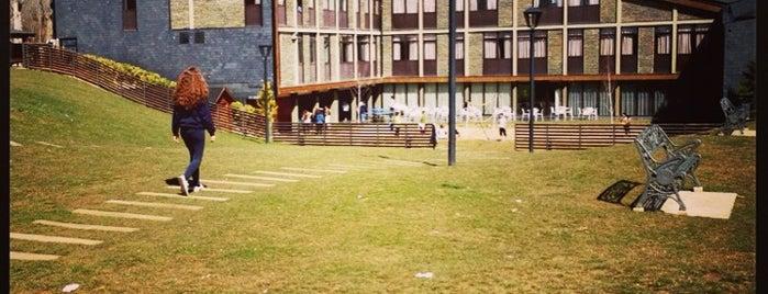 Campus Cerdanya is one of Posti che sono piaciuti a Lobah.