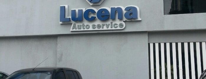 Lucena Auto Service is one of Lieux qui ont plu à Filipe.