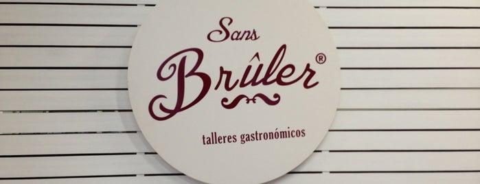 Sans Brûler is one of Locais salvos de Enrique.