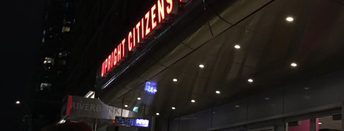 Upright Citizens Brigade Theatre is one of New York.