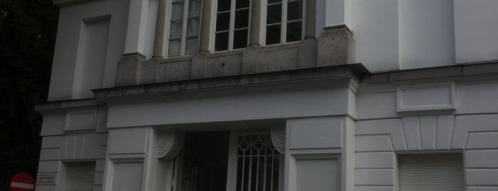 Koninklijke Academie van de Schone Kunsten is one of Antwerp.