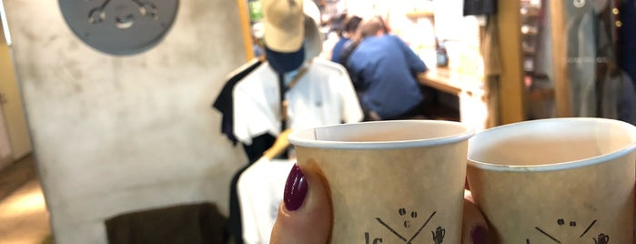 LiLo Coffee Roasters is one of Osaka Eats.