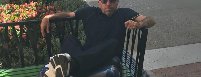 Giorgio Armani is one of Boutiques I Shop.
