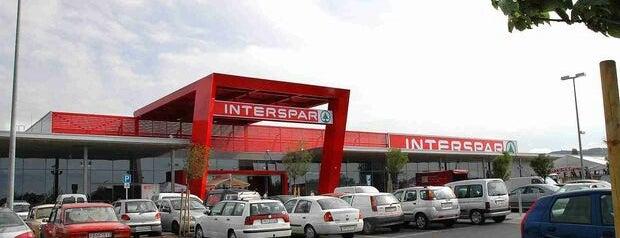 INTERSPAR is one of Tempat yang Disukai Galia.