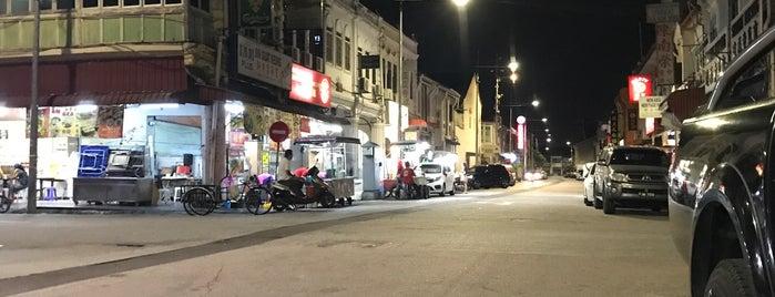 Lebuh Kimberley is one of Penang.
