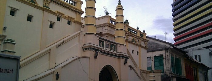 Abdul Gaffoor Mosque is one of Singapore.